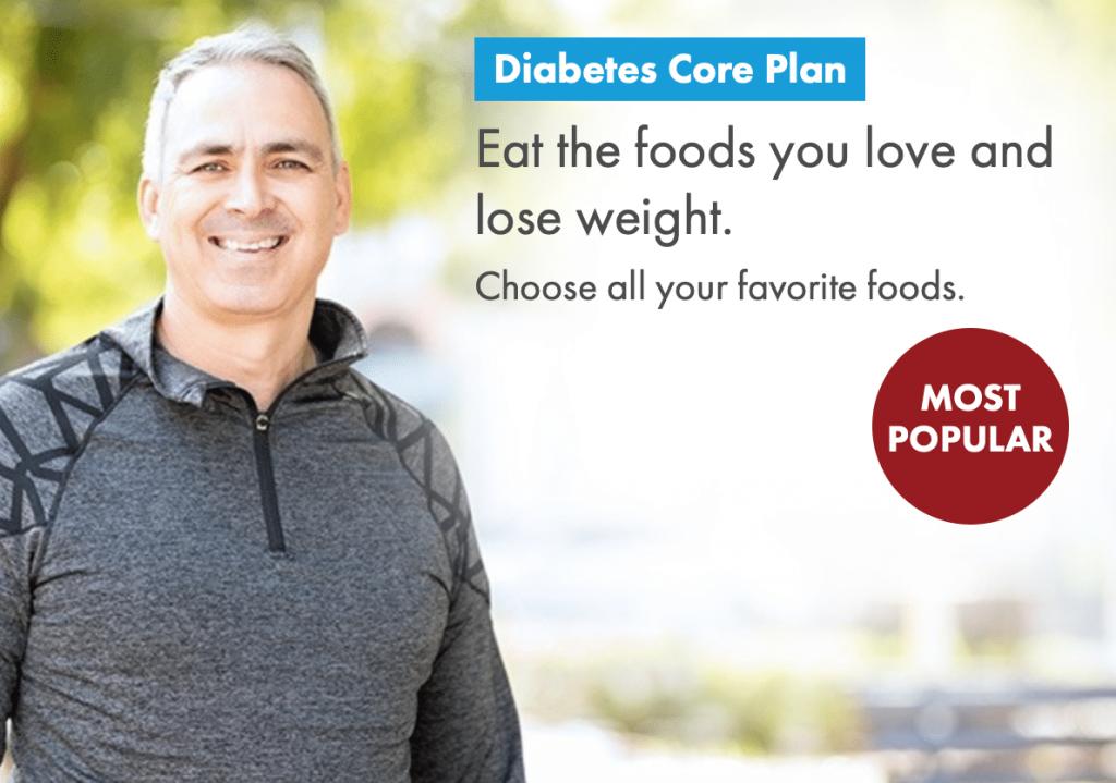 diabetes core plan