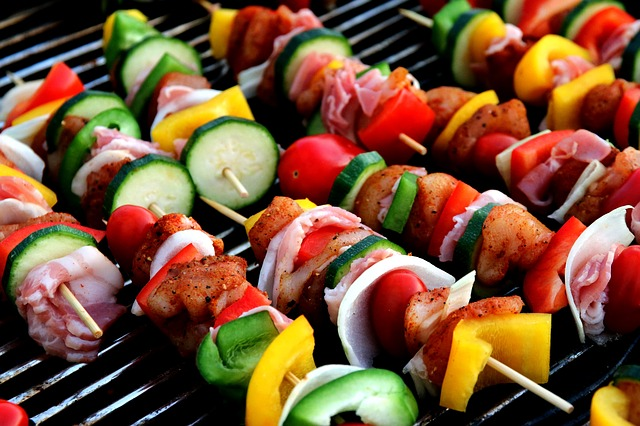 keto shish kebabs