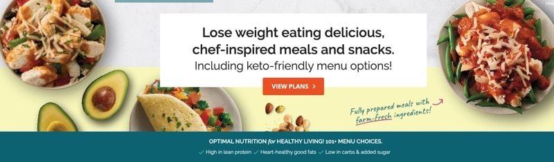 food from South Beach Diet's delivery plan