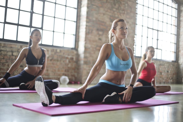 a woman makes changes to her exercise routine for better results
