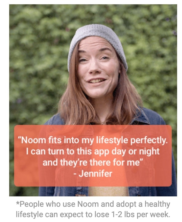 Jennifer shares her testimonial about the coaching app