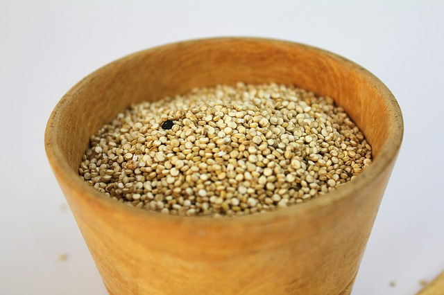 a cup of Amaranth