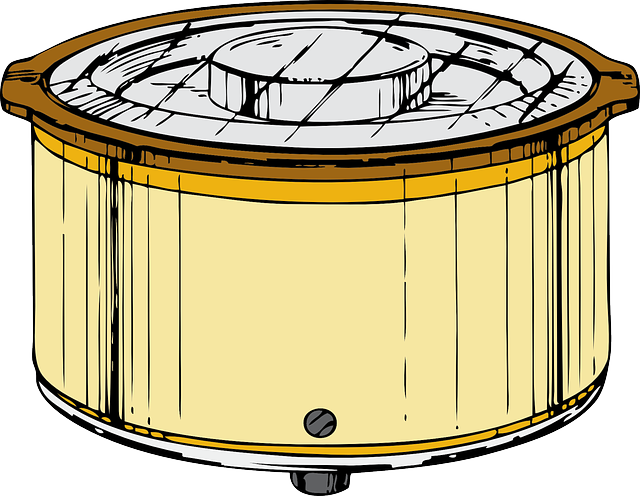 a slow cooker