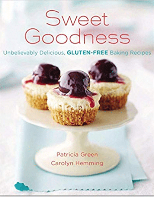 sweet goodness cookbook