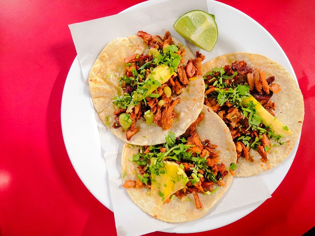 tacos can be a great go-to meal