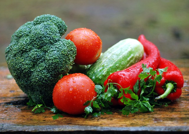 vegetables that are rich in protein