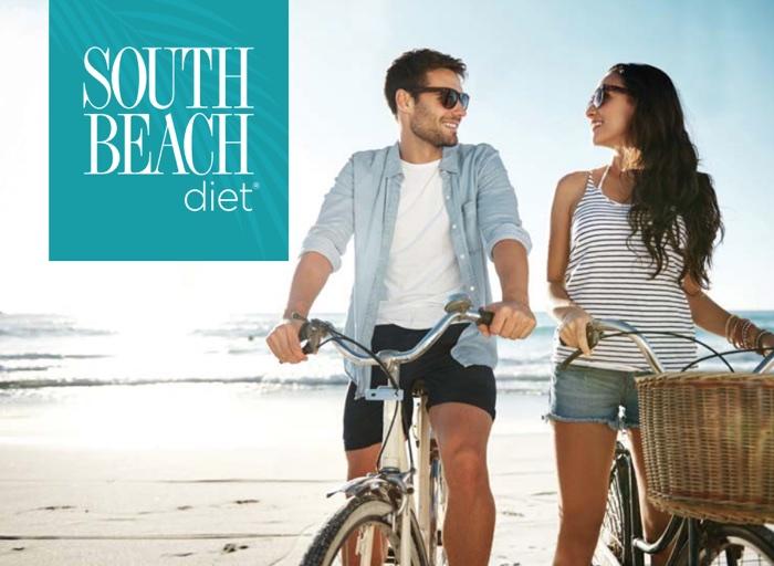 south beach diet handbook cover