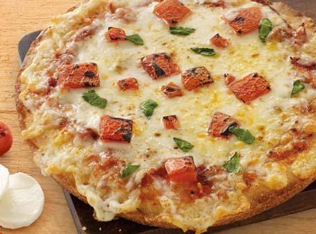 a Margherita Pizza