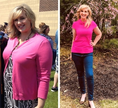 nutrisytsem before and after pictures