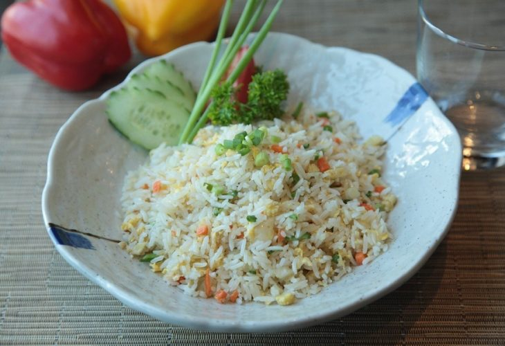eliminating rice for weight loss